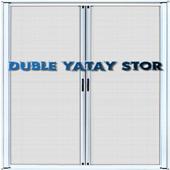 duble yatay stor sineklik 2